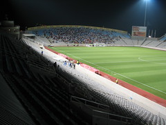 Trabzponspor Fans waiting at GSP stadium