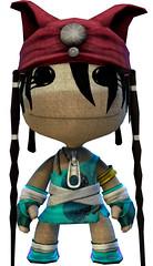 LittleBigPlanet characters Kai