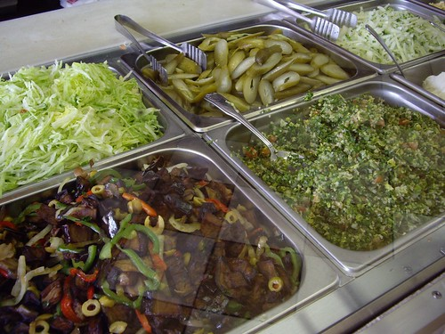 Pita Hut 'n Grille Salads 2