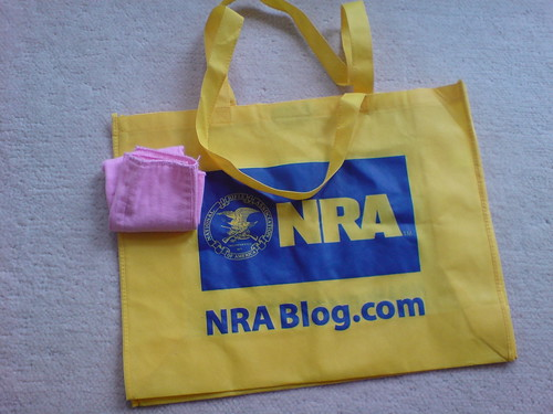 Step 3: DIY NRA tote bag - to - changing pad