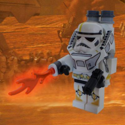 customblazetrooper Obi Wan custom minifig