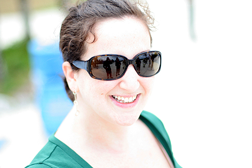 Deb And Alex Perelman blogger boules - david lebovitz