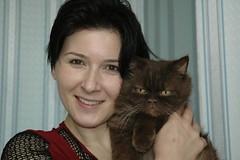 ..Parla da SOLA !!!!. (virgiliomulas.) Tags: donna russia grazie gatta daghestan supershot abigfave goldstaraward virgiliocompany