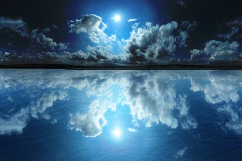 Piensa en azul