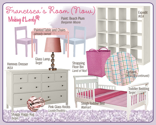 Francesca's Room (Now)