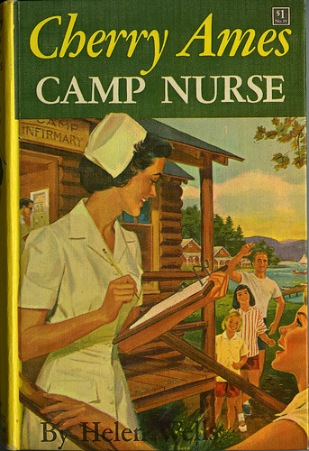 cherry ames_camp nurse_tatteredandlost