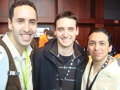 David Berkowitz, Frank Gruber, Brian Solis