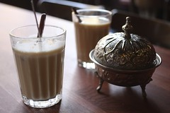 Sunday tea (andedam) Tags: oslo silver tea chai pfogold pfosilver