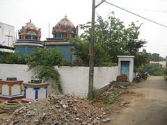 Madipakkam Sri Gayathri Temple adjacent to  Sri Aurobindho and The Mother Meditation  Centre