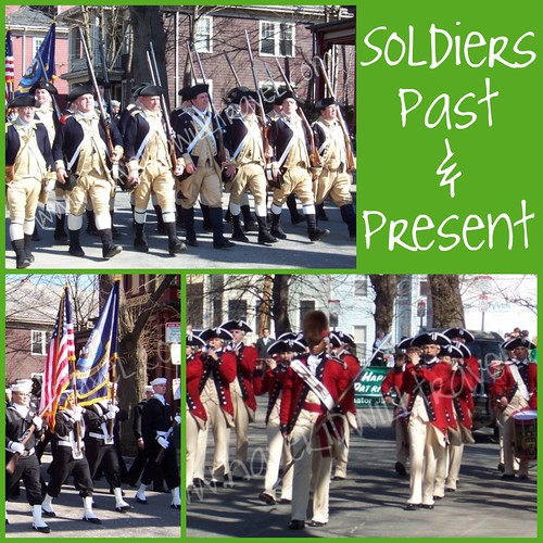 Soldiers Collage