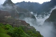 Vistas de Machu Picchu