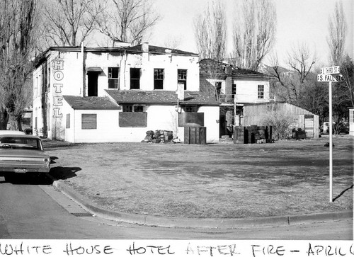 Carson City's White House Hotel