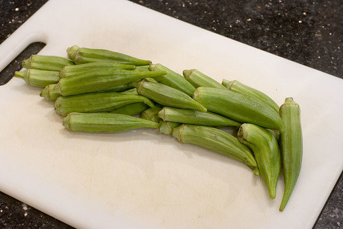 Okra-Shaped Okra