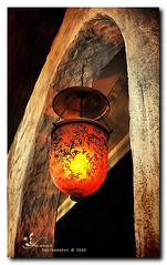 Arabic night (s@mar) Tags: light lamp night niche arabic glowlamp arabicnight