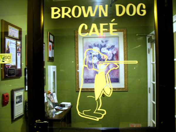 Brown Dog Cafe