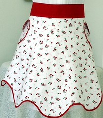 Tea Time Apron 4