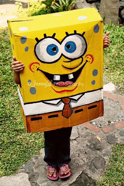 Sponge Bob, a girl??