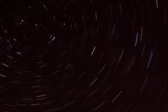 Stars Dancing for Polaris (Ali Eftekhari) Tags: longexposure topv111 topv2222 night canon way stars star milk topv555 topv333 nocturnal space topv1111 spin north cottage topv5555 rotation algonquin topv777 outerspace heavens topv3333 topv4444 constellation masterpiece polaris buzzsaw hwy11 interestingness12 cottagelife interestingness49 interestingness109 i500 nicesmooth tpov999 skystarbulbline nightdesertdesertsky