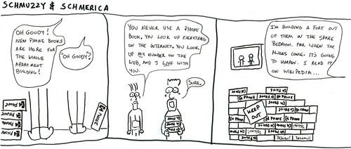 366 Cartoons - 051 - Schmuzzy and Schmerica