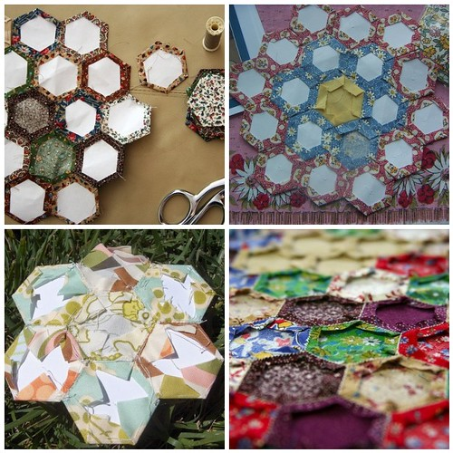 Hexagons: Removing Papers