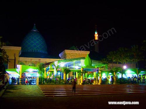 Surabaya Al-Akbar Mosque
