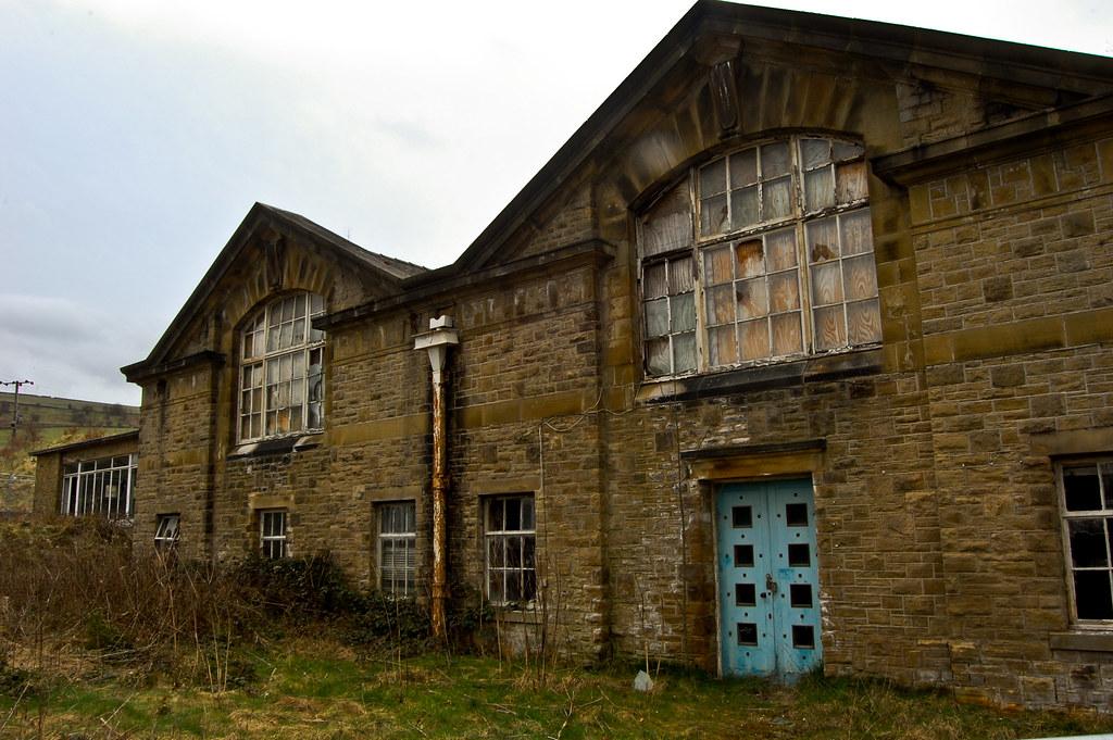 Bradfield Filter Houses