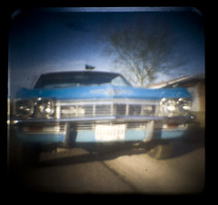 My Abuelo's 65 Front Close Up Shot TTVF (typedink) Tags: canon chevy impala agfa 65 ttv ttvf class255