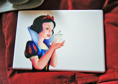 Thumb Blancanieves en tu MacBook
