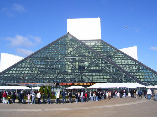 Rock Hall - Outside