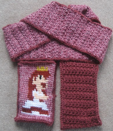 Princess Scarf 2