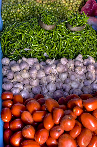 Mercado vegetales