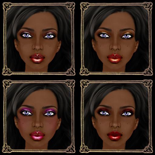Lia Sur - New Makeups