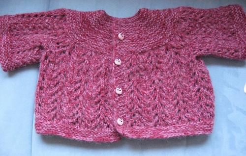 february baby sweater 2