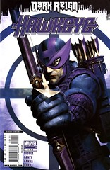 Comic Book Review- Dark Reign: Hawkeye #1 of 5