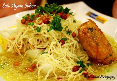 Soto Ayam Johor