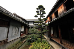 Japanese traditional style SAMURAI house / (  ) (TANAKA Juuyoh ()) Tags: old house architecture japanese design high ancient traditional style hires resolution  5d hi residence res  markii