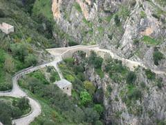 Il Ponte del Diavolo sul Raganello