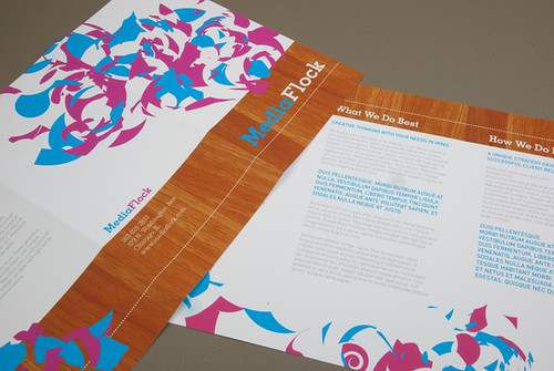 Media Group Brochure  by inkdphotos.