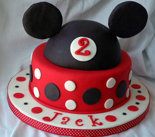 Jack's 2nd Birthday Cake