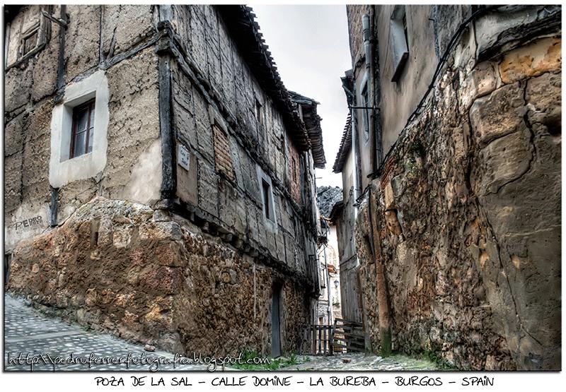 Poza de la Sal - Calle Dómine