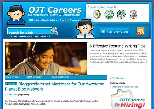 OJT Careers