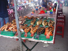 沙巴傳統市場