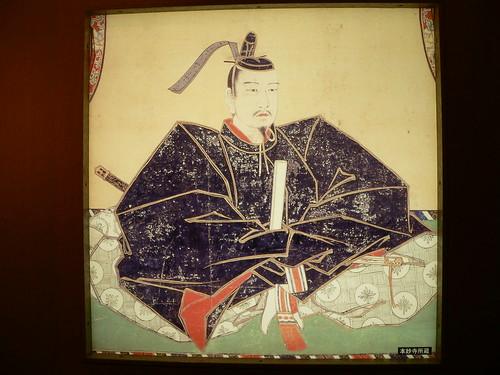 Einer der Herrscher der Burg Kumamoto