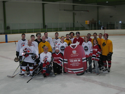 Molson Cup Challenge and 20K Donation 004