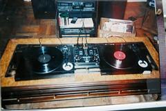 dj mixer turntables gemini