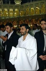 ahmadinejad (100) (Revayat88) Tags: ahmadinejad حرم زیارت احمدینژاد حج دکتراحمدینژاد