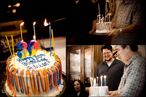 Adrian's 30th Birthday