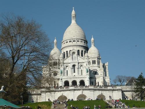 Sacro Cuore Parigi