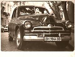 Odessa 1960 (Paul Micheal Sazhin) Tags: car fashion sex fetish vintage photo glamour style odessa ukraine retro 60 1960 ® машина мода секс фото гламур украина ретро black38white одесса стиль фетиш винтаж павелсажин paulsazhin paulplaid