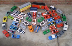 LUGNUTS Racers Challenge Group Shot (lego911) Tags:
